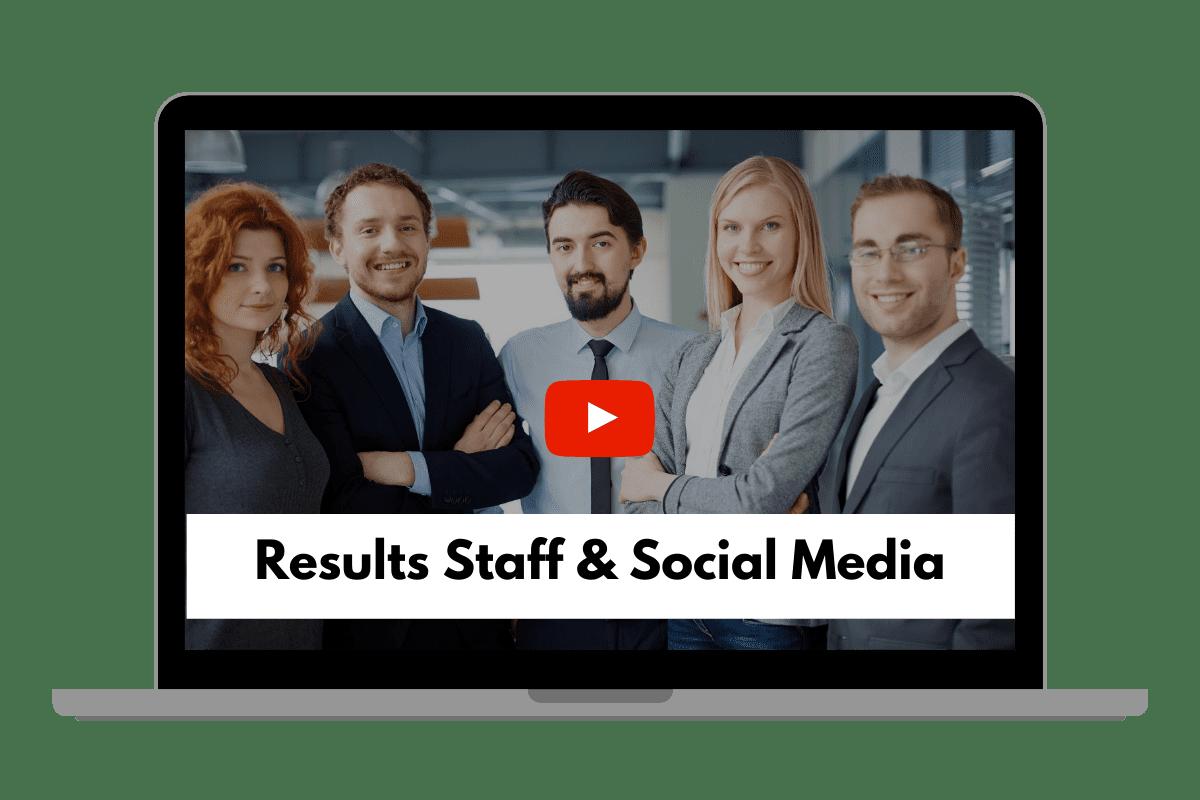 Results Staffing & Social Media Agency